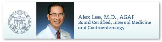 Dr Alex Lee Credentials