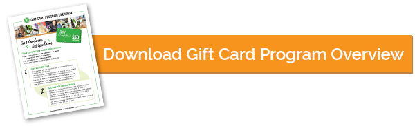 Download Gift Card Program Overview