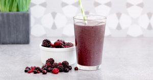 Berry Good Immunity Smoothie