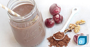 Cherry Chocolate Protein
