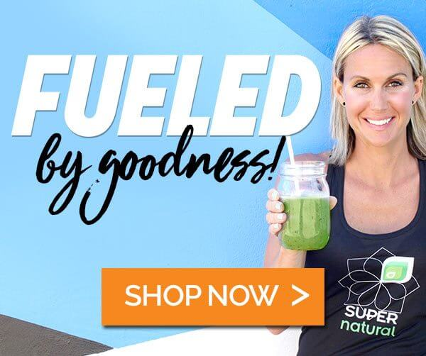 Fueled by Goodness